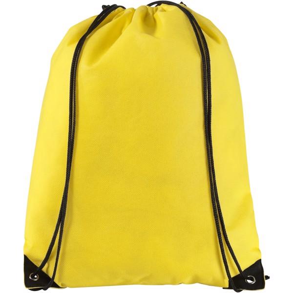Netkaný, vysoce kvalitní batůžek Evergreen - Žlutá