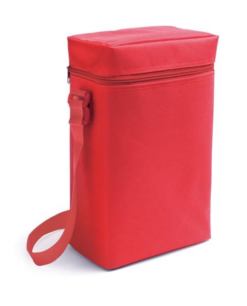 JAKARTA. Chladicí taška 600D - Červená