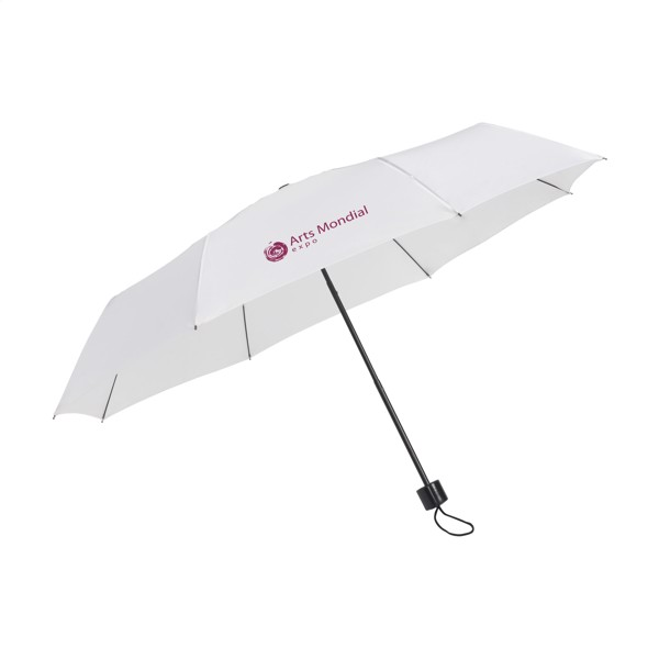 Colorado Mini collapsible umbrella - White