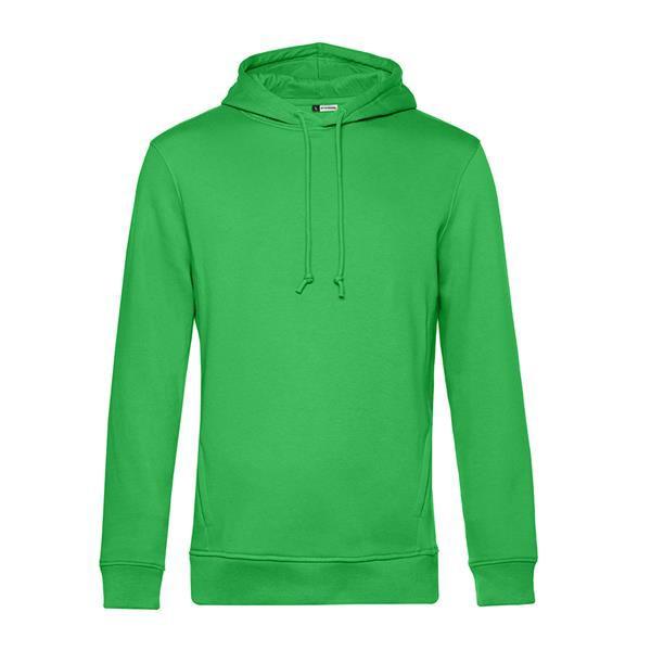 Organic Hooded - Apple Green / S