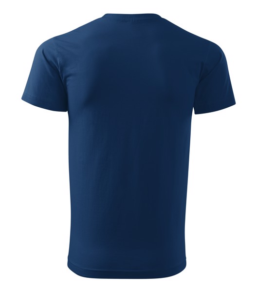 T-shirt men's Malfini Basic - Midnight Blue / L