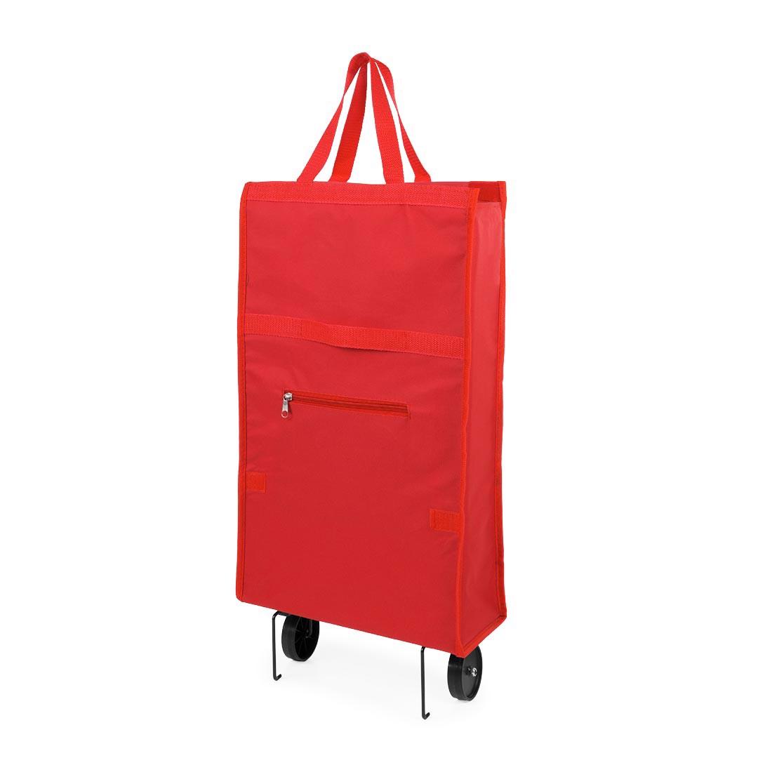 Carro Compra Fasty - Rojo