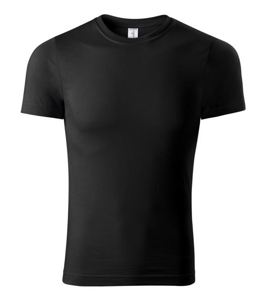T-shirt unisex Piccolio Paint - Black / 3XL
