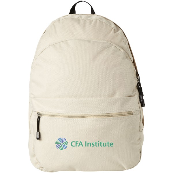 Trend 4-compartment backpack - Khaki