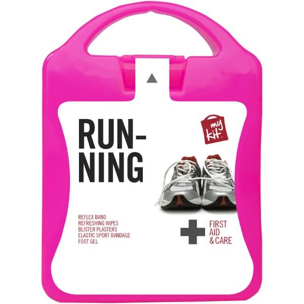Lékarnička pro běžce - Magenta