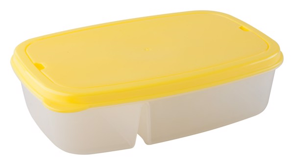 Cutie Pentru Alimente Griva - Galben