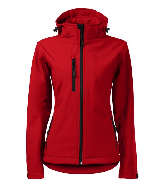 Softshell Jacket women's Malfini Performance - Red / L