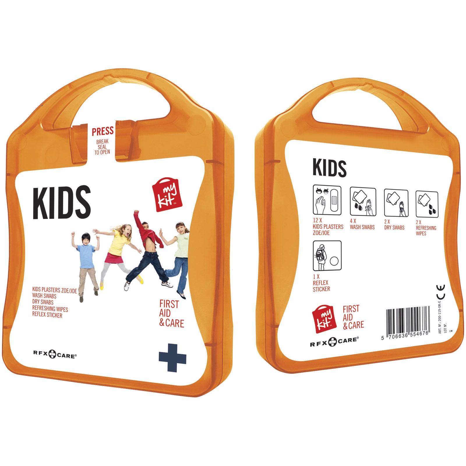 Dětská lékárnička - 0ranžová
