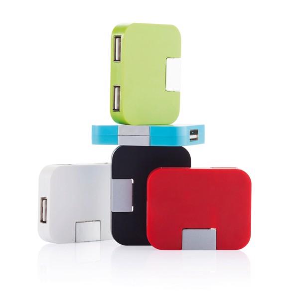 Cestovní USB rozbočovač