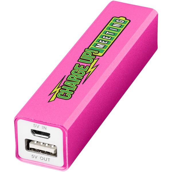 Powerbanka Volt 2200 mAh - Růžová