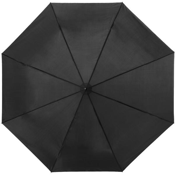 """21,5"""" skládací deštník Ida - Černá"""
