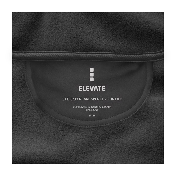 Brossard micro fleece full zip jacket - Anthracite / XXL