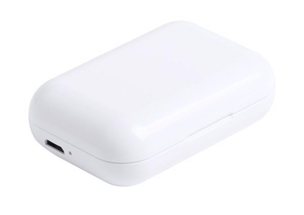 Bluetooth Sluchátka Protex - Bílá