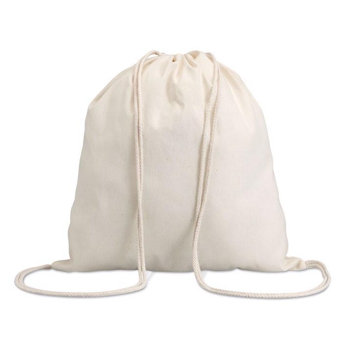 Bombažna (100 g) športna torba z vrvicami za zapiranje Hundred