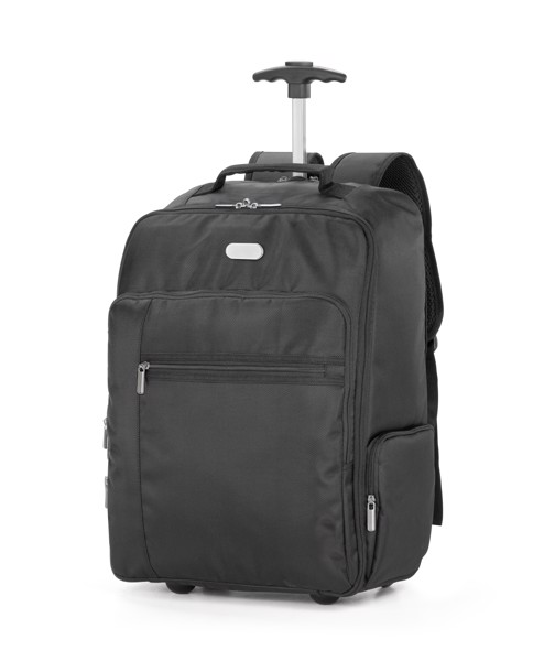 AVENIR. Τσάντα laptop 17'' με ροδάκια