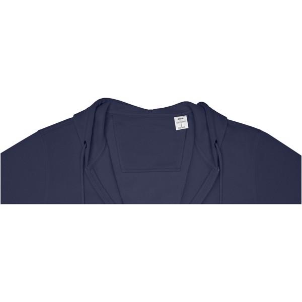 Theron men's full zip hoodie - Navy / 4XL