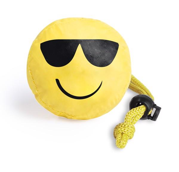 Shopping Bag Sukrem - Yellow