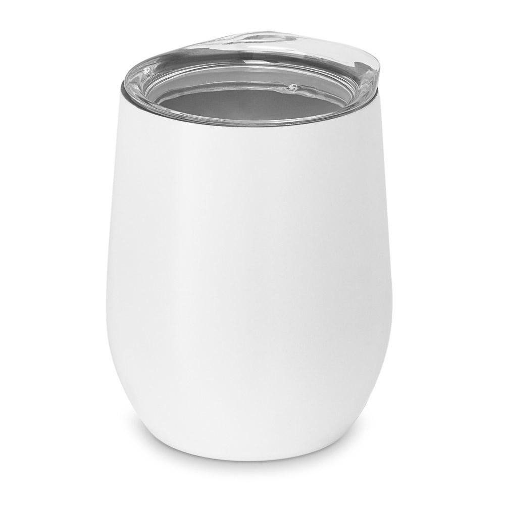 HYGGE. Travel cup 400 ml - White