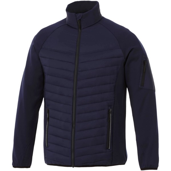 Banff hybrid insulated jacket - Navy / XXL