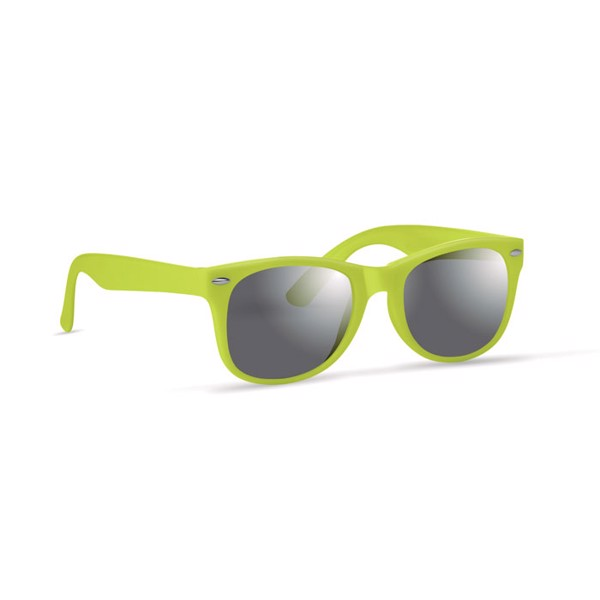 Sunglasses with UV protection America - Lime