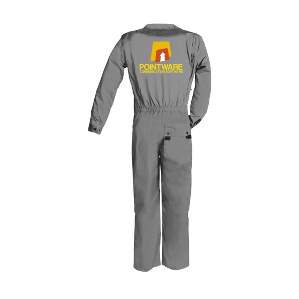 Sol's Solstice Pro Overall - Grey / XL
