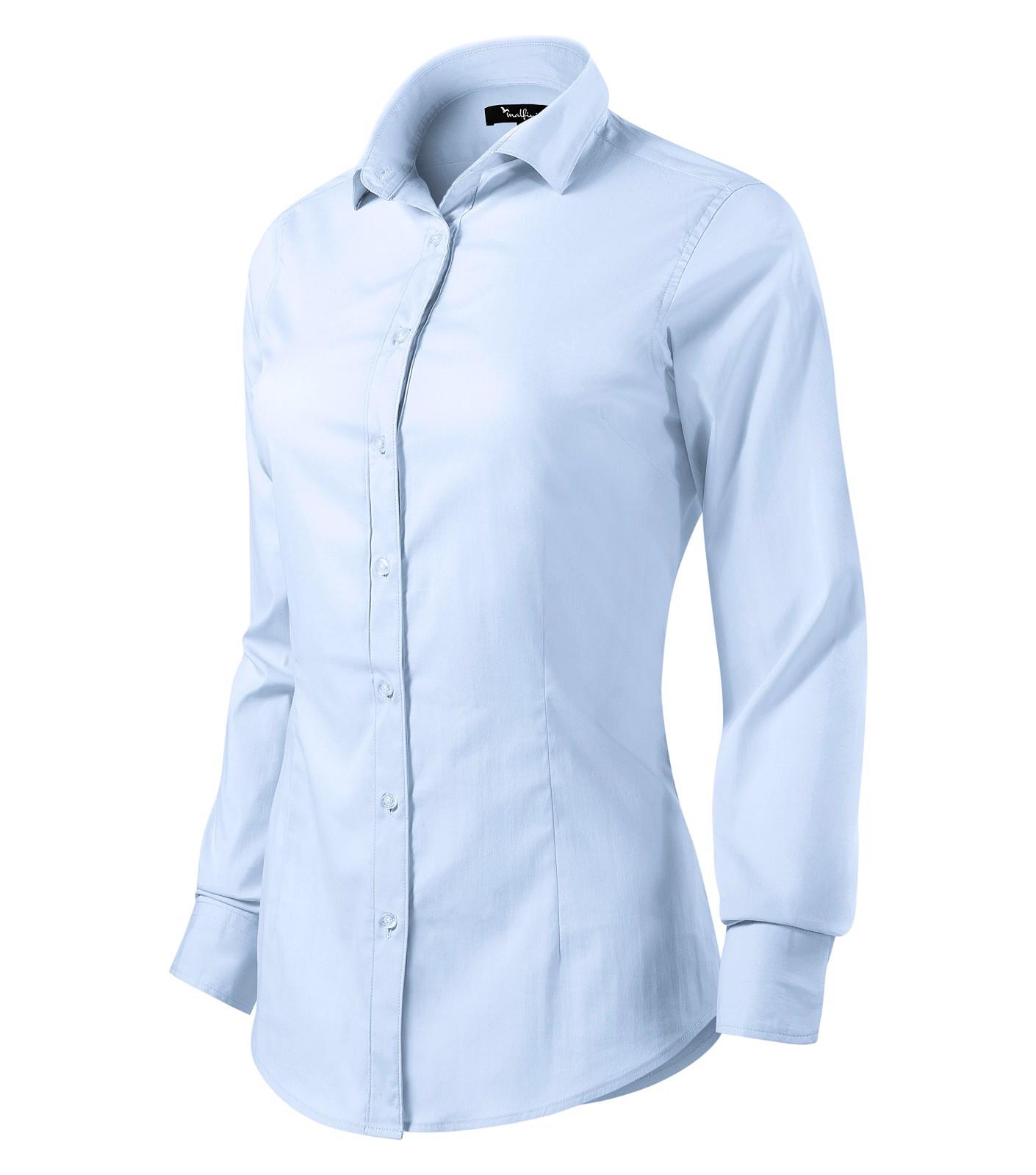 Košile dámská Malfinipremium Dynamic - Light Blue / M