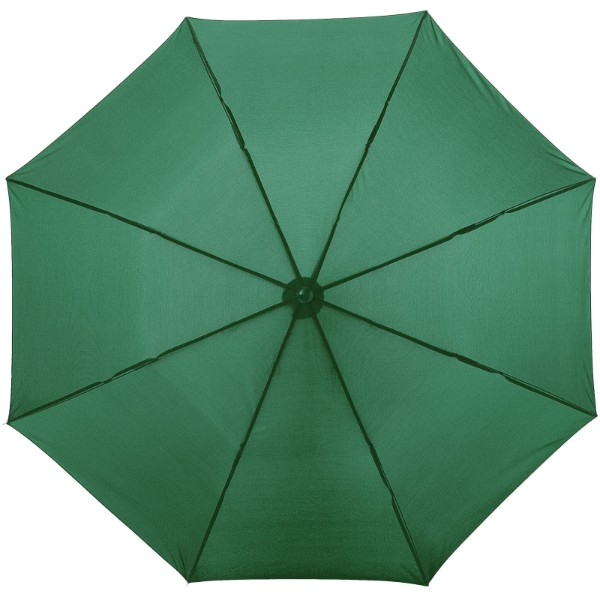 """20"""" skládací deštník Oho - Zelená"""