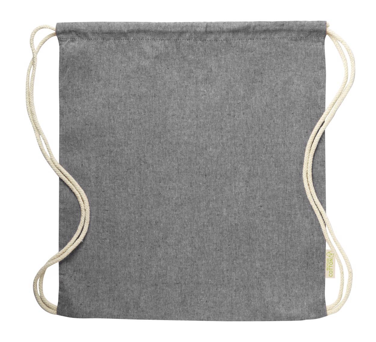 Drawstring Bag Konim - Black