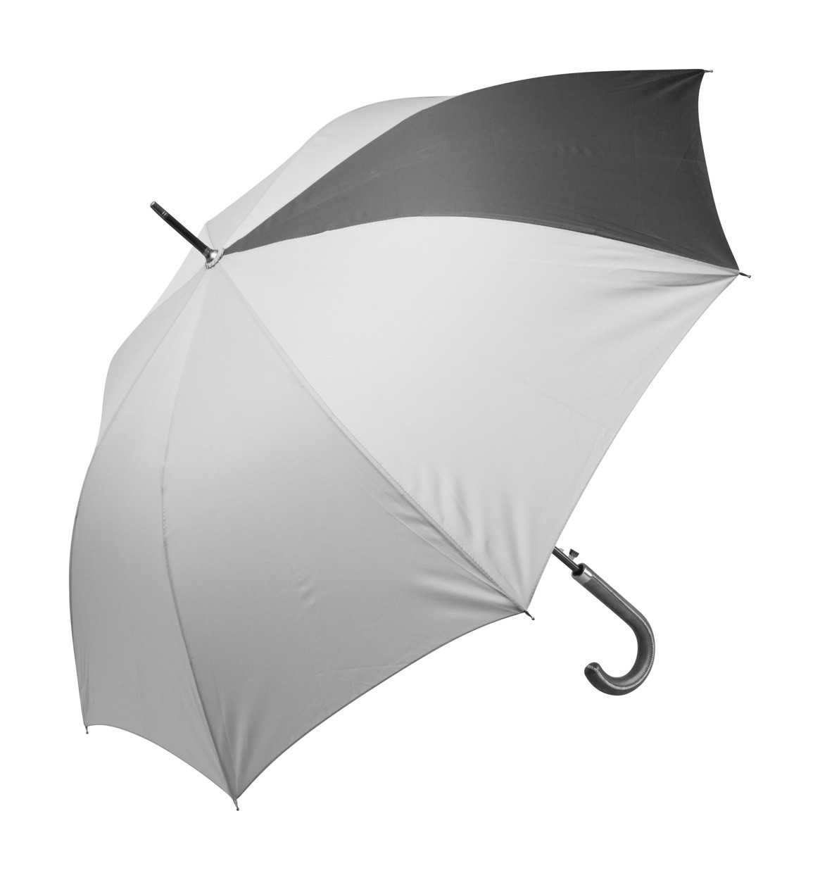 Deštník Stratus - Šedá / Černá