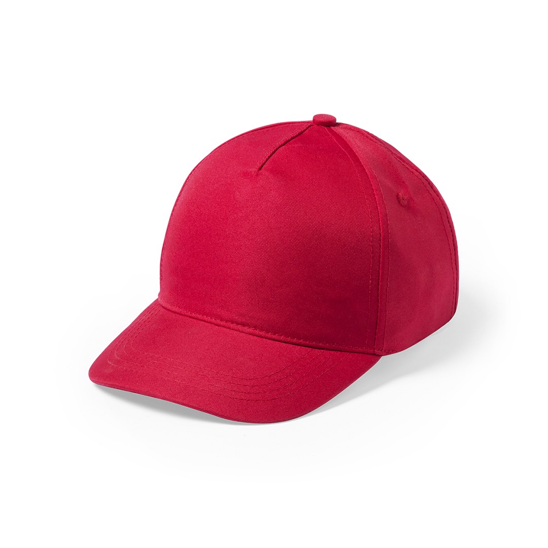 Gorra Niño Modiak - Rojo