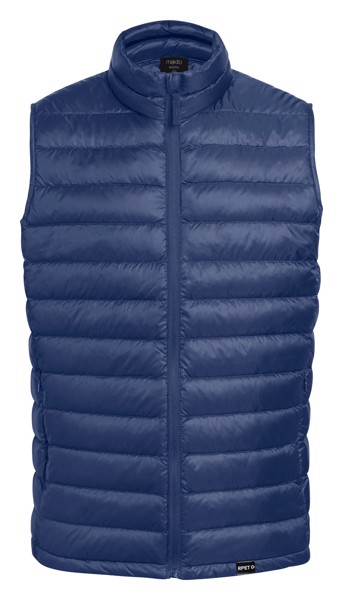 Rpet Bodywarmer Vest Rostol - Dark Blue / XXL