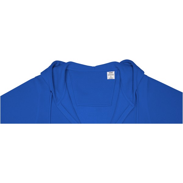 Theron women's full zip hoodie - Blue / L