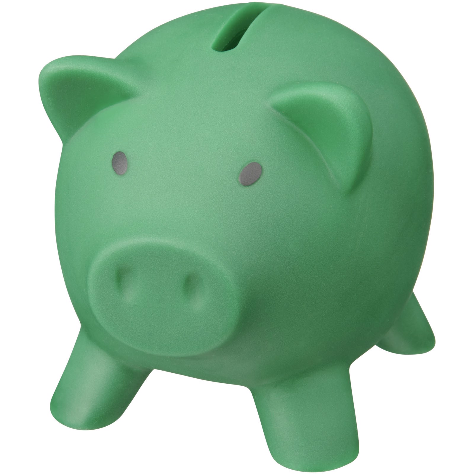 Piggy coin bank - Green
