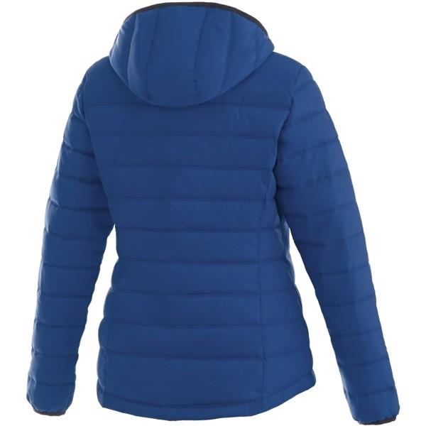 Dámská bunda s kapucí Norquay - Modrá / XL