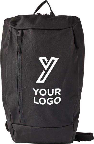 Polyester (600D) backpack - Blue