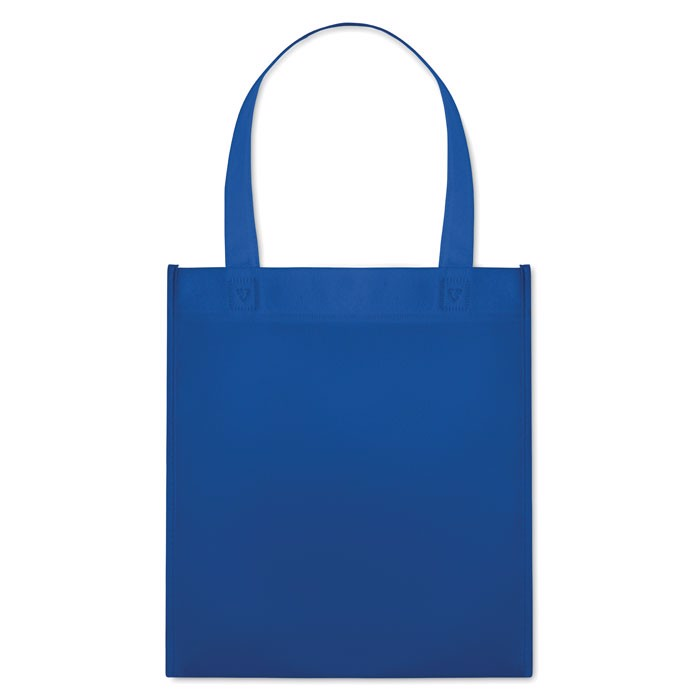 Zgrzewana torba nonwoven Apo Bag - niebieski