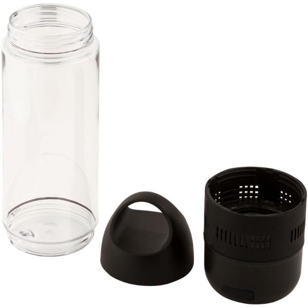 Ace 500 ml Bluetooth® Audio Sportflasche - Schwarz
