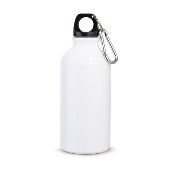 LANDSCAPE. Αθλητικό μπουκάλι 400 ml - Λευκό