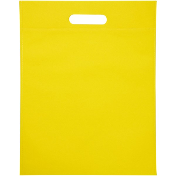 Freedom small convention tote bag - Yellow