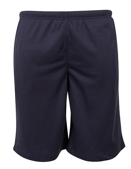 Mesh Shorts - Navy / XL