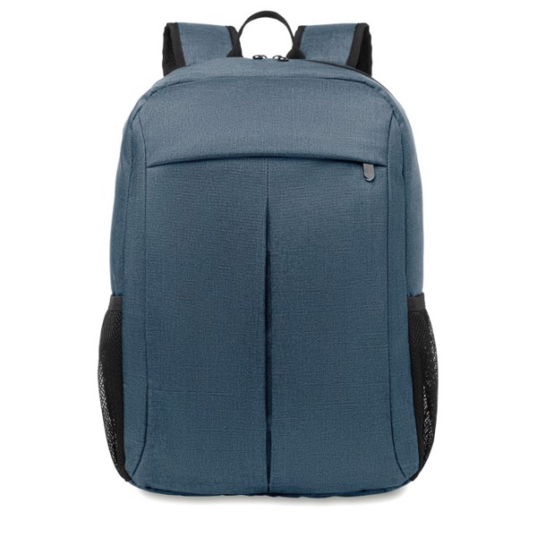 Backpack in 360d polyester Stockholm Bag - Blue