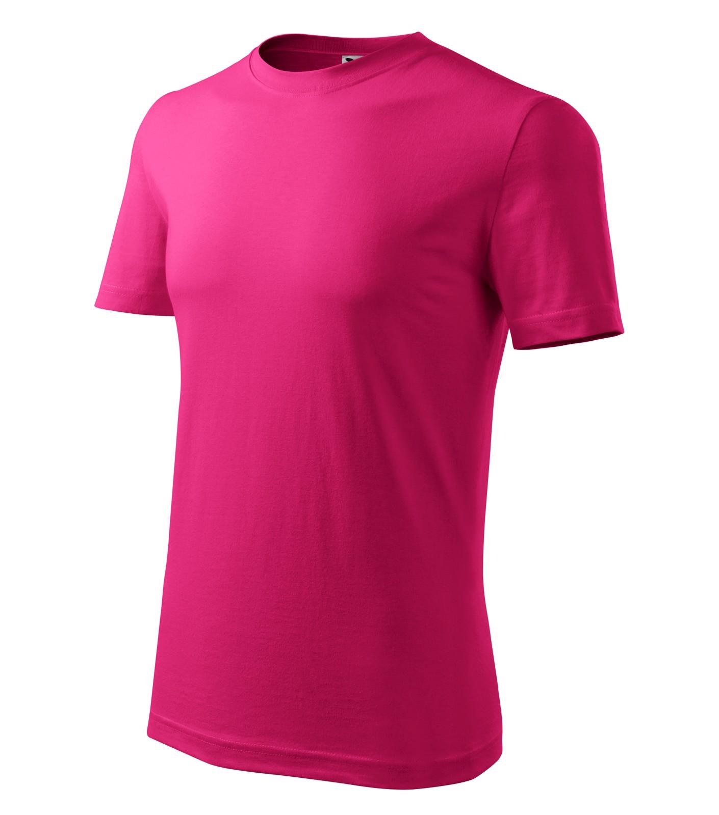 T-shirt men's Malfini Classic New - Magenta / M