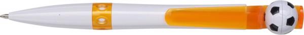 Plastic ballpen - Orange