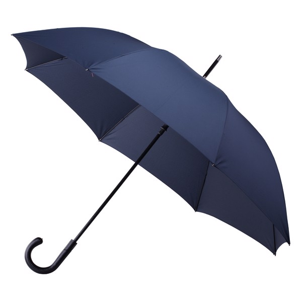 Elegancki parasol Lausanne - Granatowy