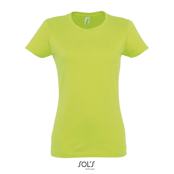 IMPERIAL CAMISETA MUJER190g Imperial Women - Apple Green / XL