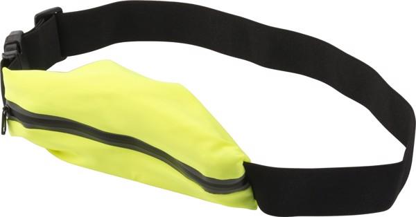 Polyester lycra (220 gr/m²) waist bag