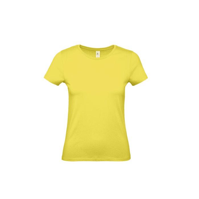 T-shirt female 145 g/m² #E150 /Women T-Shirt - Solar Yellow / M