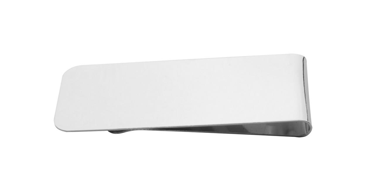 Clip Cromat Pentru Bancnote Mercur - Argintiu