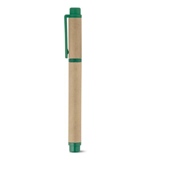 DUNES. Kuličkové pero - Zelená