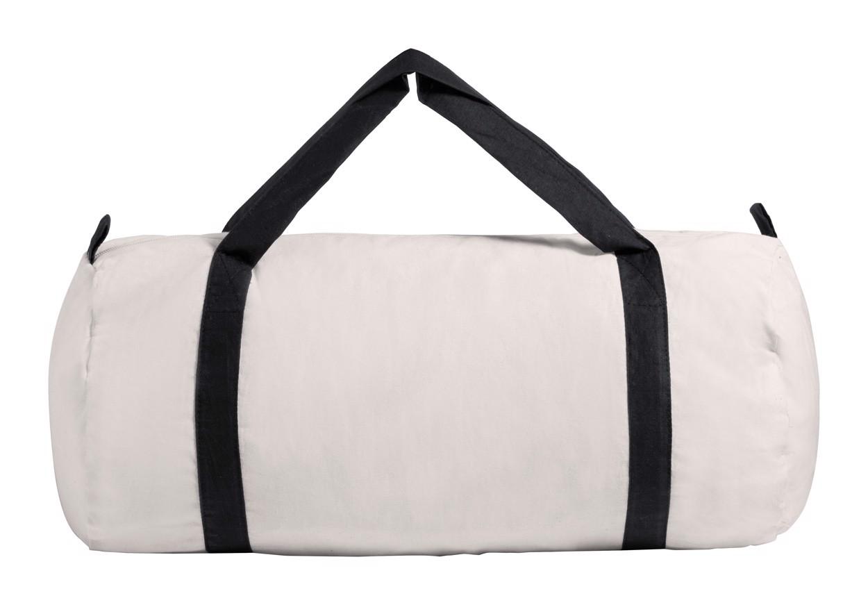 Sports Bag Simaro - Black / Natural